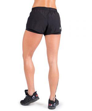 Gorilla-Wear-Albin-Shorts-Zwart-1
