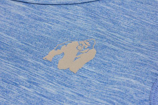 Gorilla Wear Cheyenne T-shirt Blauw-6