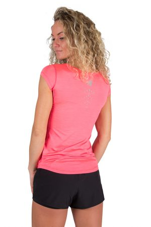 Gorilla Wear Cheyenne T-shirt Roze-4
