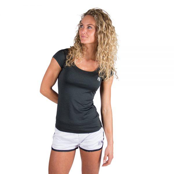 Gorilla Wear Cheyenne T-shirt Zwart-2