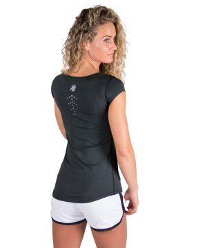 Gorilla Wear Cheyenne T-shirt Zwart-5