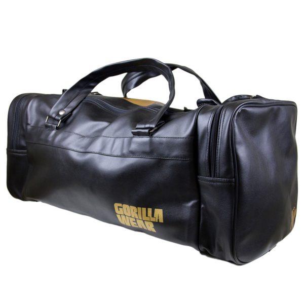 Gorilla-Wear-Gym-Bag-Goud-1