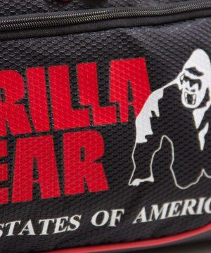 Gorilla-Wear-Jerome-Gym-Bag-Zwart-Rood-7