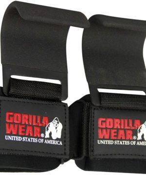 Gorilla-Wear-Weight-Lifting-Hooks-Zwart-2