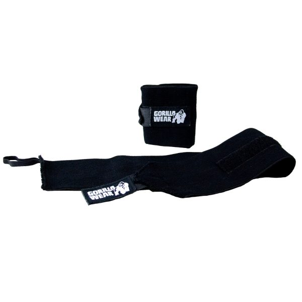 Gorilla-Wear-Wrist-Wraps-Basic-Zwart-2
