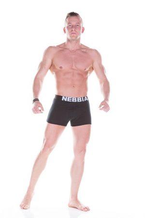 Boxershort Heren Zwart - Nebbia 101-2