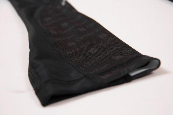 Compressie Legging Zwart Carlin - Gorilla Wear-6