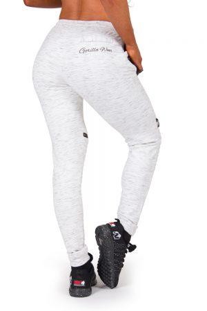 Fitness Broek Dames Grijs Tampa - Gorilla Wear-2