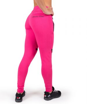 Fitness Broek Dames Roze Tampa - Gorilla Wear-2
