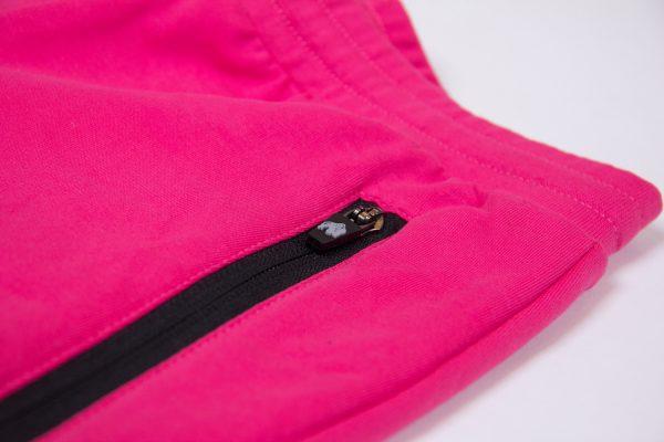 Fitness Broek Dames Roze Tampa - Gorilla Wear-4