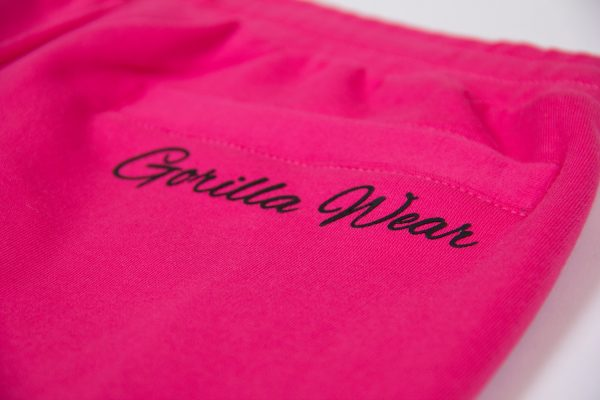 Fitness Broek Dames Roze Tampa - Gorilla Wear-7