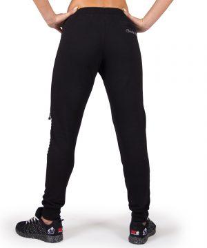 Fitness Broek Dames Zwart Tampa - Gorilla Wear-2