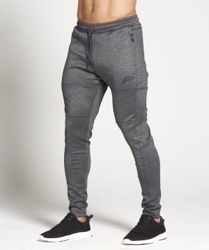 Fitness Broek Heren Donkergrijs Technical - Pursue Fitness-1