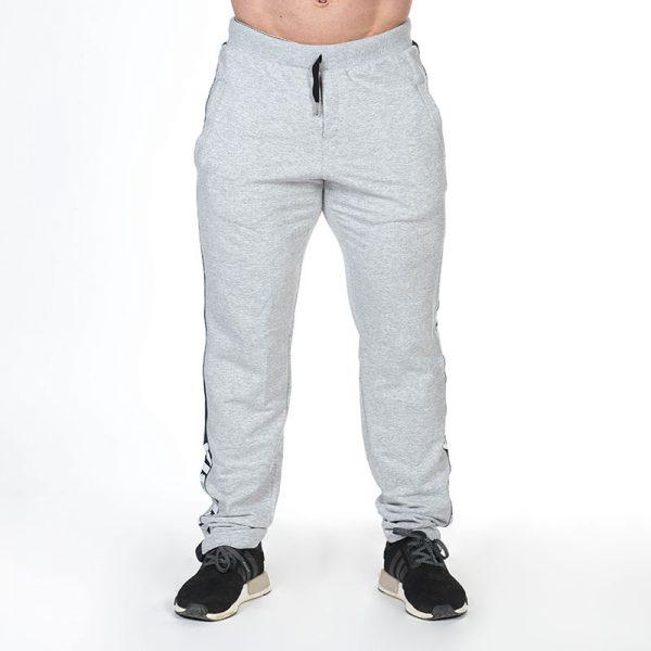 Fitness Broek Heren Grijs - Nebbia Hard Core Sweatpants 366-1