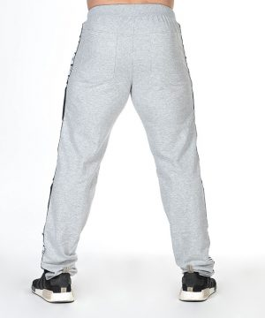 Fitness Broek Heren Grijs - Nebbia Hard Core Sweatpants 366-3