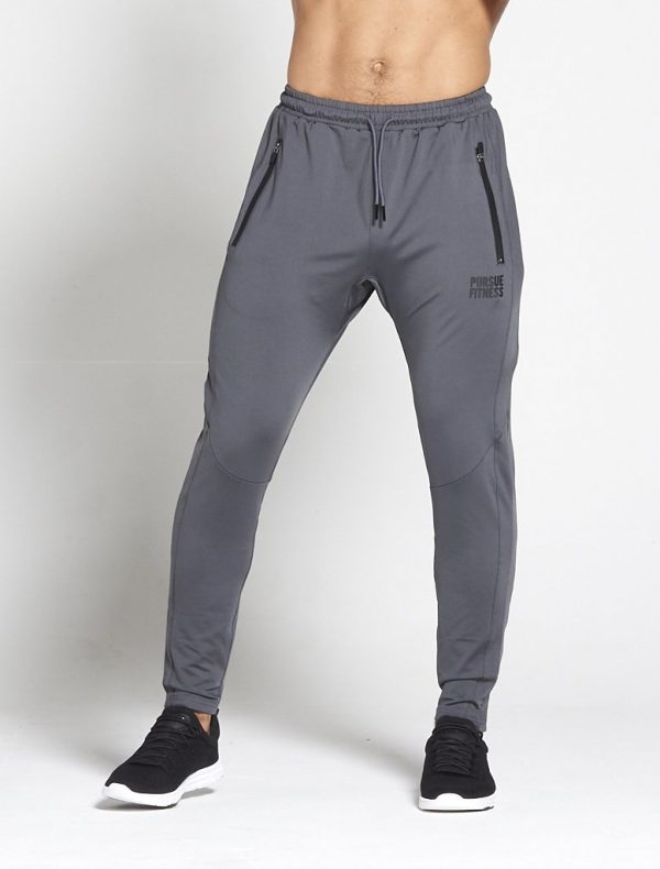 Fitness Broek Heren Grijs - Pursue Fitness-1