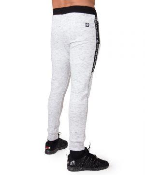 Fitness Broek Heren Grijs Saint Thomas - Gorilla Wear-2