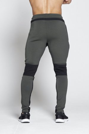 Fitness Broek Heren Khaki Hybrid - Pursue Fitness-2