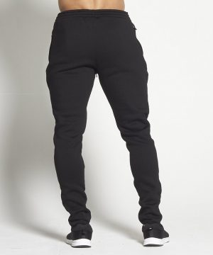 Fitness Broek Heren Tapered Zwart - Pursue Fitness-2