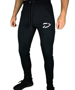Fitness Broek Heren Zwart - Disciplined Apparel