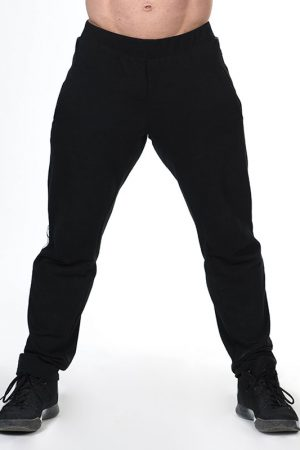 Fitness Broek Heren Zwart - Nebbia Hard Core Sweatpants 366-1