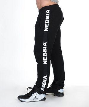 Fitness Broek Heren Zwart - Nebbia Hard Core Sweatpants 366-2