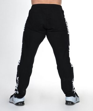 Fitness Broek Heren Zwart - Nebbia Hard Core Sweatpants 366-3
