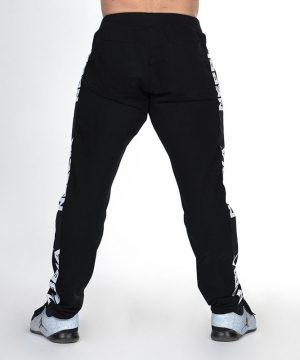 Fitness Broek Heren Zwart - Nebbia Hard Core Sweatpants 366-3