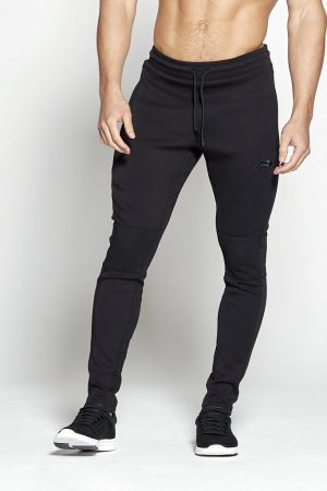 Fitness Broek Heren Zwart - Pursue Fitness-1