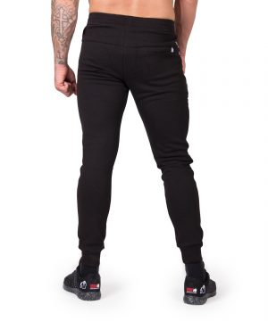 Fitness Broek Heren Zwart Saint Thomas - Gorilla Wear-3