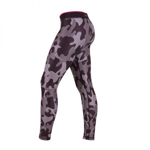 Fitness Legging Dames Camo - Gorilla Wear-2