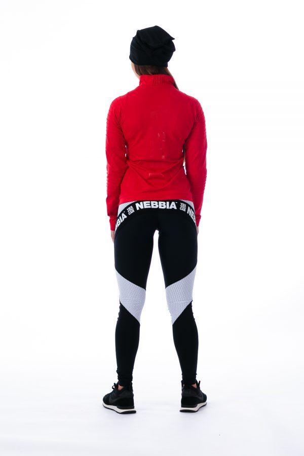 Fitness Legging Dames Combi Zwart - Nebbia 214-2