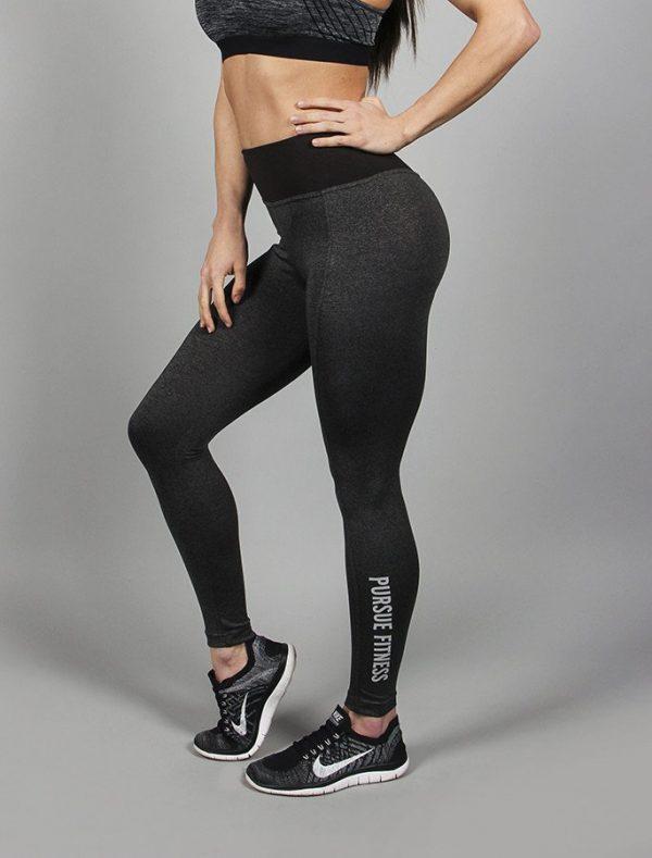 Fitness Legging Dames Essential Grain - Pursue Fitness-1