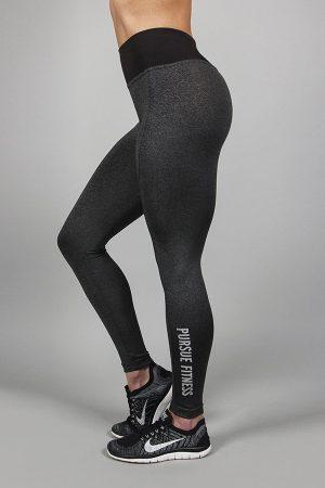 Fitness Legging Dames Essential Grain - Pursue Fitness-2