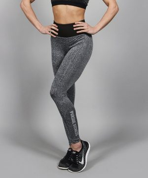 Fitness Legging Dames Essential Heather - Pursue Fitness-1