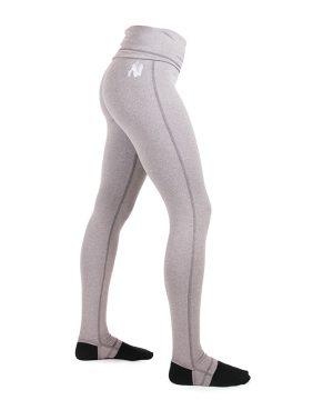 Fitness Legging Dames Grijs Annapolis - Gorilla Wear-2