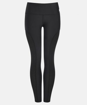 Fitness Legging Dames High Waist Mesh - Pursue Fitness Allure-1