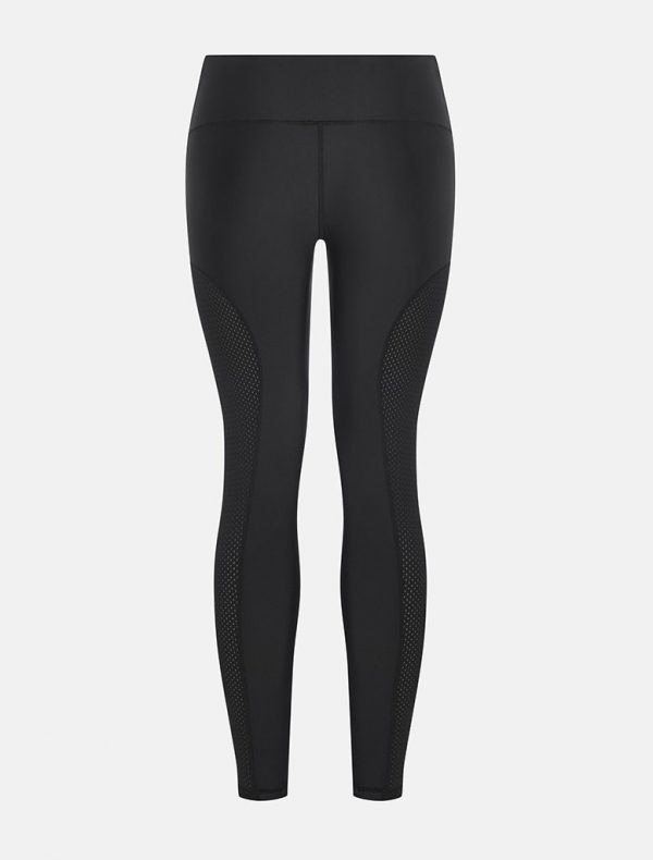 Fitness Legging Dames High Waist Mesh - Pursue Fitness Allure-2