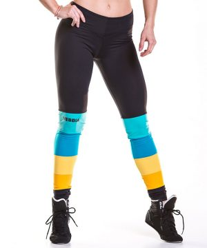 Fitness Legging Dames Lemon - Nebbia Leggings 278-1