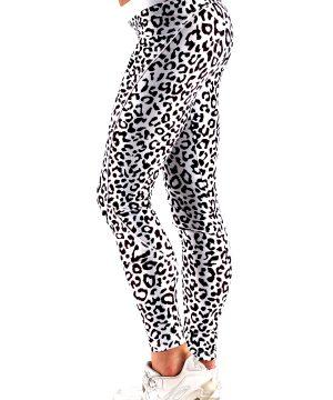 Fitness Legging Dames Leopard - Muscle Brand-3