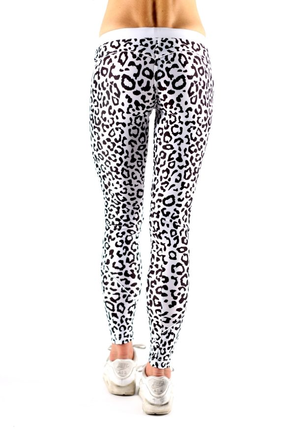 Fitness Legging Dames Leopard - Muscle Brand-4