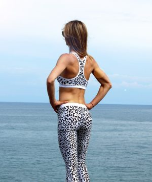Fitness Legging Dames Leopard - Muscle Brand-5