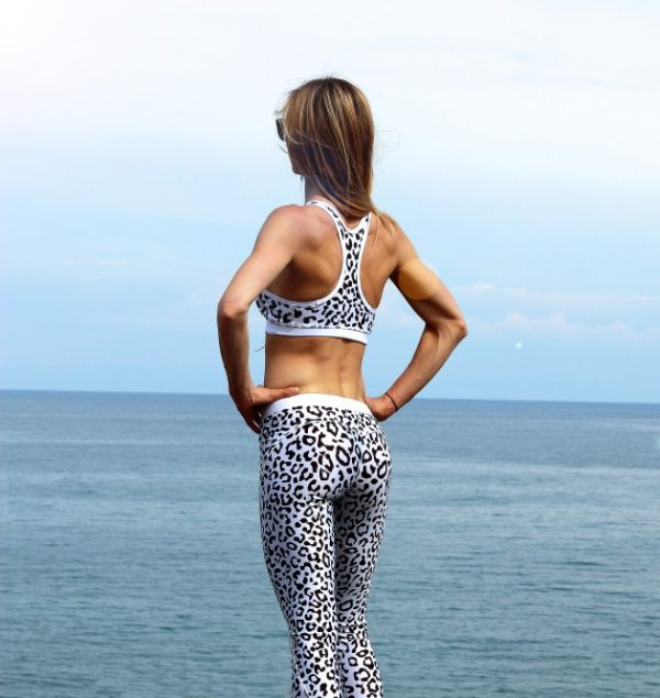 Fitness Legging Dames Leopard - Muscle Brand-5