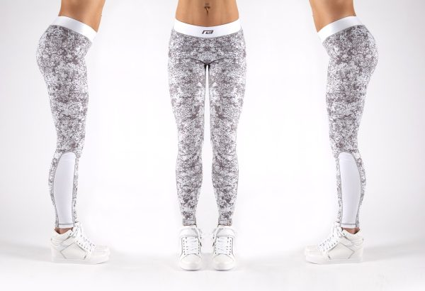 Fitness Legging Dames Micron - Muscle Brand-3