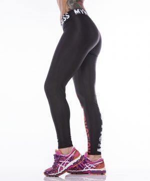 Fitness Legging Dames MyWay2Fitness - Mayhem & Destruction-2