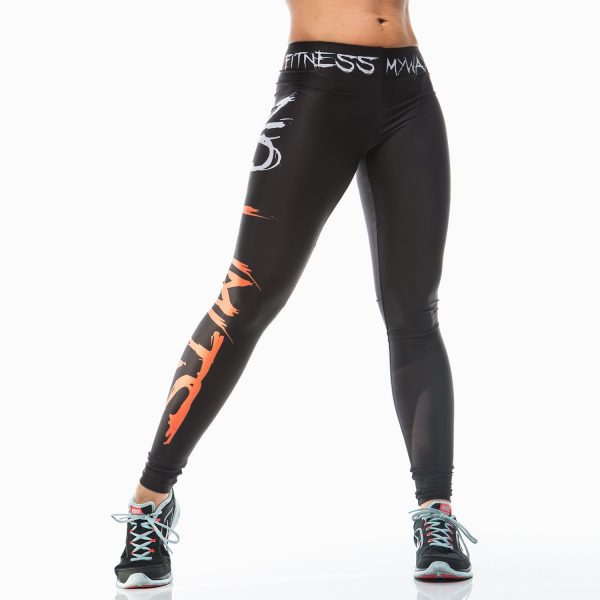 Fitness Legging Dames MyWay2Fitness - No Limits-1