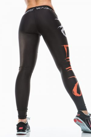 Fitness Legging Dames MyWay2Fitness - No Limits-2