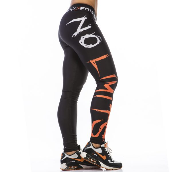 Fitness Legging Dames MyWay2Fitness - No Limits-3