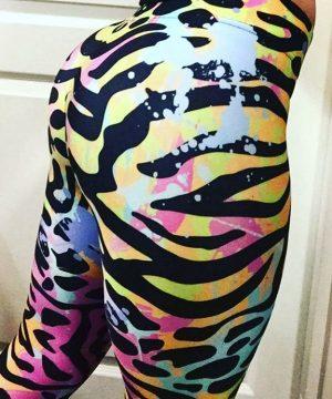Fitness Legging Dames MyWay2Fitness - ZigSaw-2