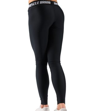 Fitness Legging Dames Perform Zwart - Muscle Brand-2